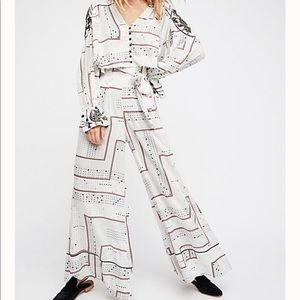 "Free people ""stairway to the moon"" set"